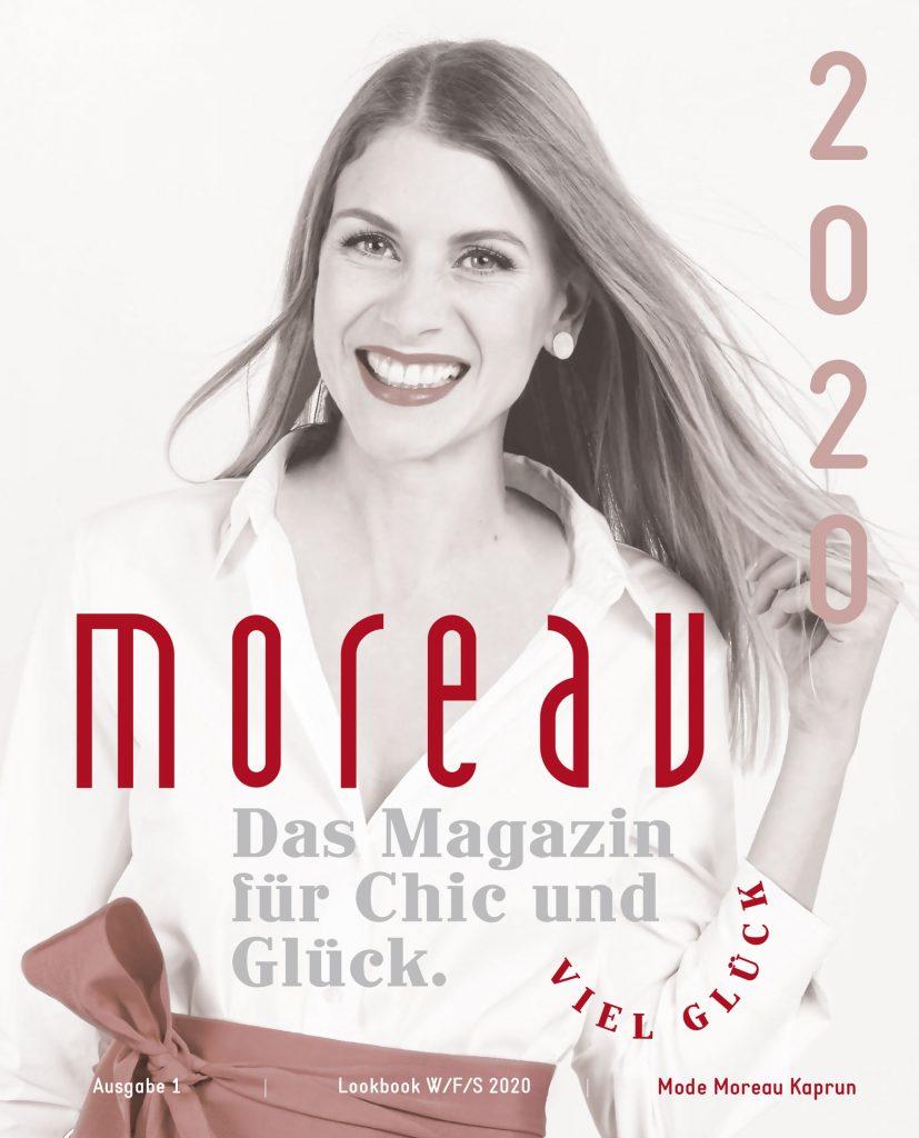 Das Magazin für Chic und Glück.